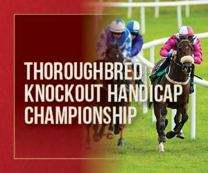 Thoroughbred Knockout Handicap Contest
