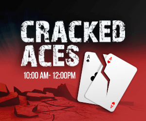 Cracked Aces Promotion
