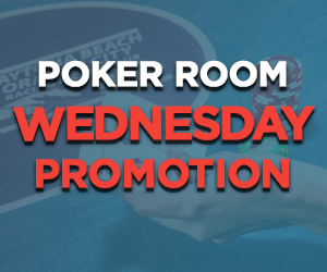 Poker Room Wednesday Promotions